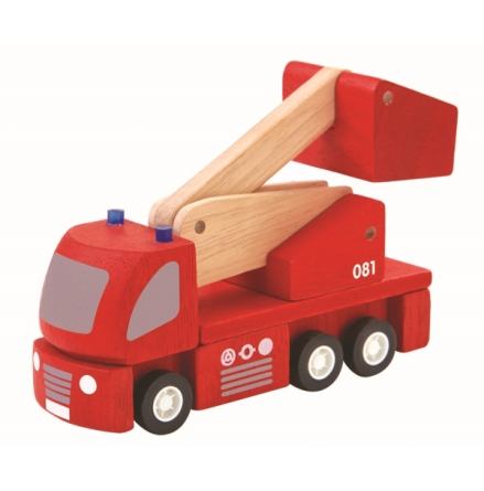 PlanToys Fire Engine Brandbil