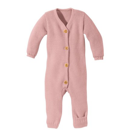 Disana knitted overall rose