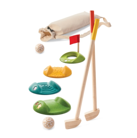 PlanToys Minigolf Set