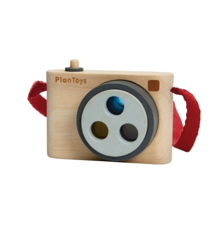 PlanToys leksakskamera