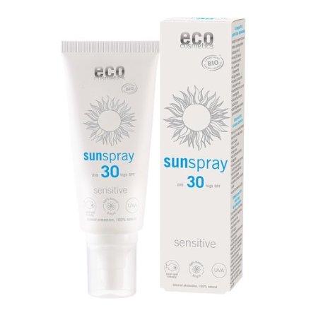 Eco Cosmetics Solspray Sensitive SPF 30 100ml