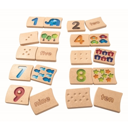 PlanToys Numbers 1-10