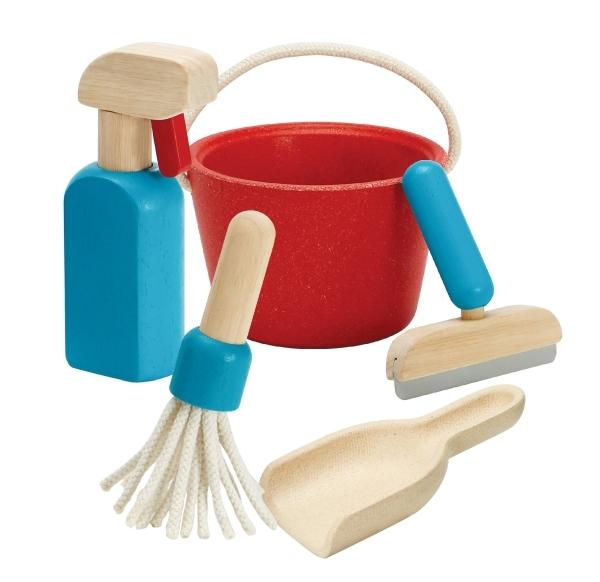 PlanToys cleaning set Städset