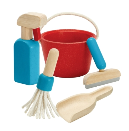 PlanToys cleaning set Städset