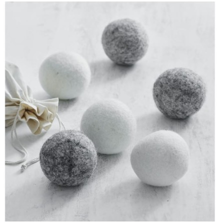 CARE BY ME Drying Balls 100% ull Tvättbollar