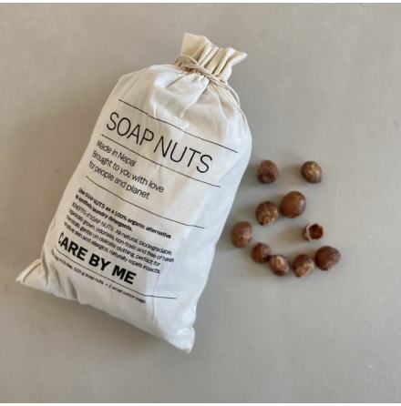 CARE BY ME Soap Nuts Tvättnötter 500 gr