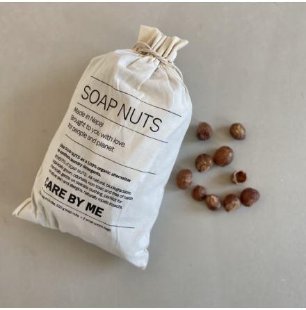 CARE BY ME Soap Nuts Tvättnötter 500 gr