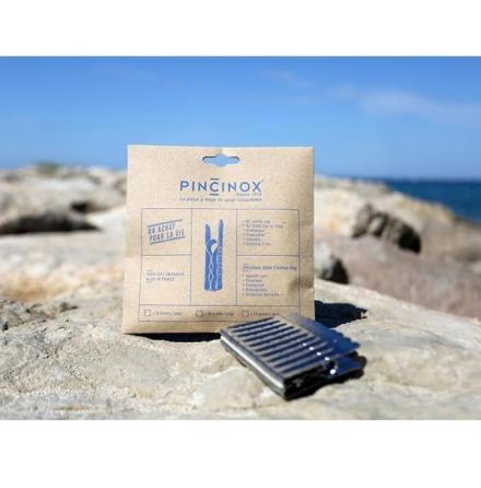 Pincinox klädnypor rostfria