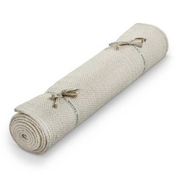 Cocoon Company Ekologisk yogamatta med naturgummi