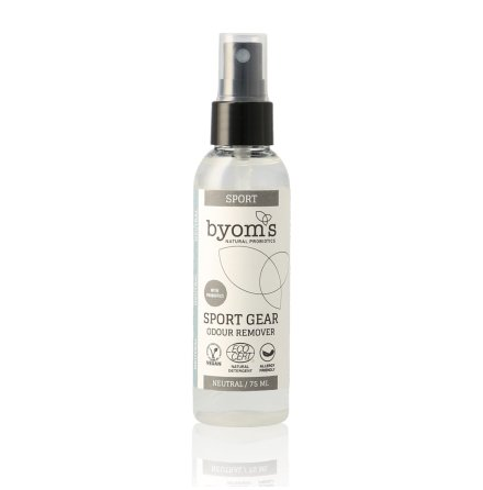 BYOM´S 1005 - SPORT GEAR - PROBIOTIC ODOUR REMOVER - NEUTRAL 75 ml