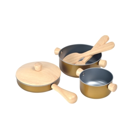PlanToys Cooking Utensils