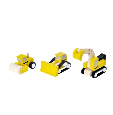 PlanToys Road Construction set
