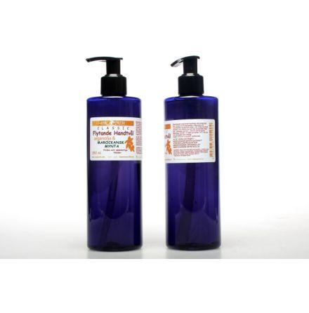 MacUrth Flytande Ekologisk tvål med Argan och Mynta 350 ml