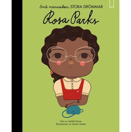 Rosa Parks - Små människor stora drömmar