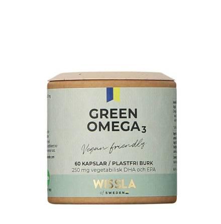 Wissla of Sweden Green Omega 3