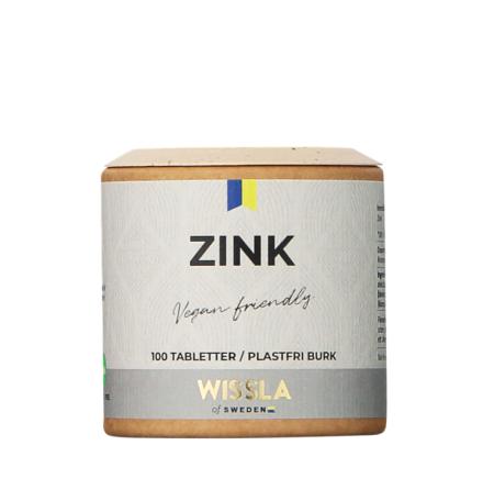 Wissla of Sweden Zink