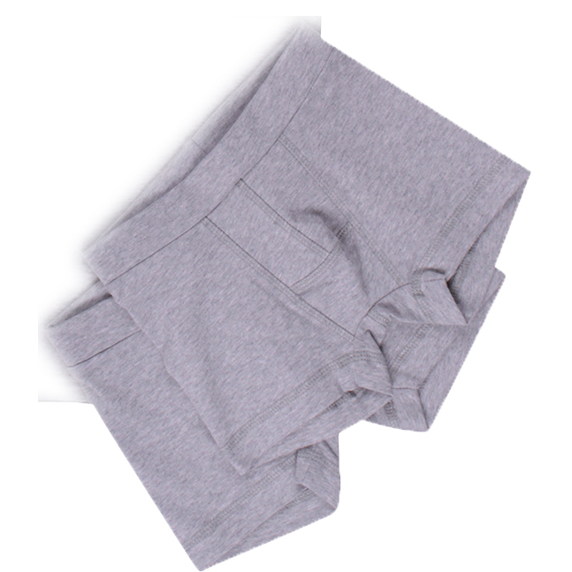 Fred's world alfa underpants boy 2-pack grey