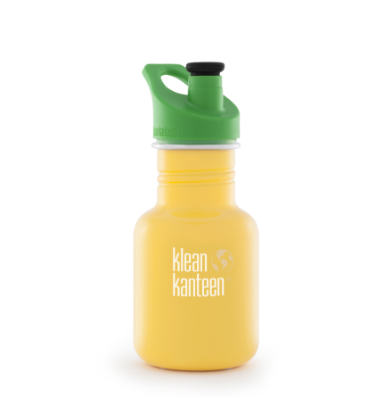Klean Kanteen kids sportkork 355 ml, school bus