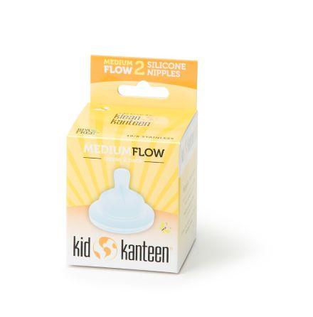 Klean Kanteen baby napp, medium flöde
