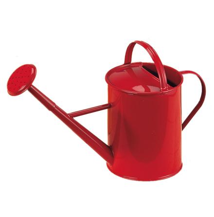 Glückskäfer vattenkanna, röd