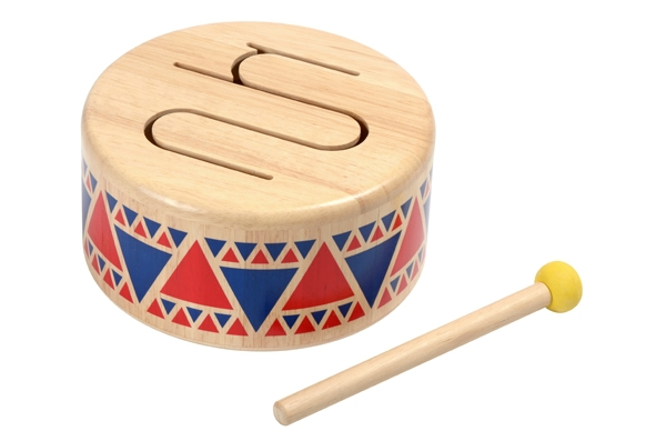 PlanToys Solid Drum