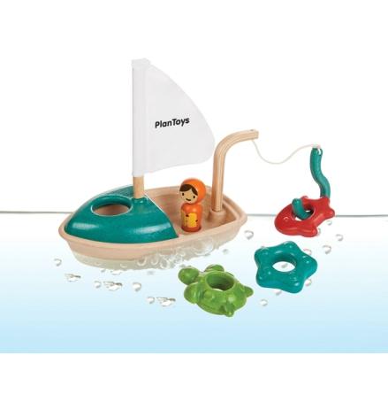 PlanToys activity boat