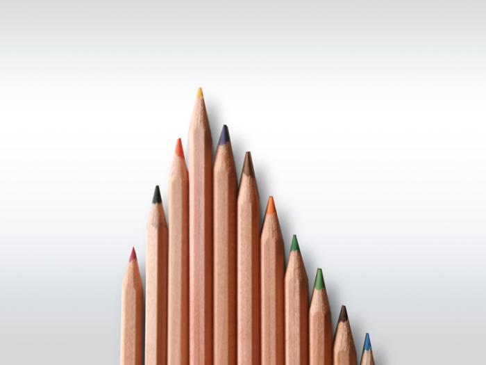 ökoNORM klassiska färgpennor