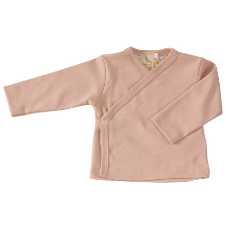 Pigeon pink kimono jacket