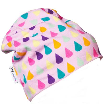 JNY cap drops pink