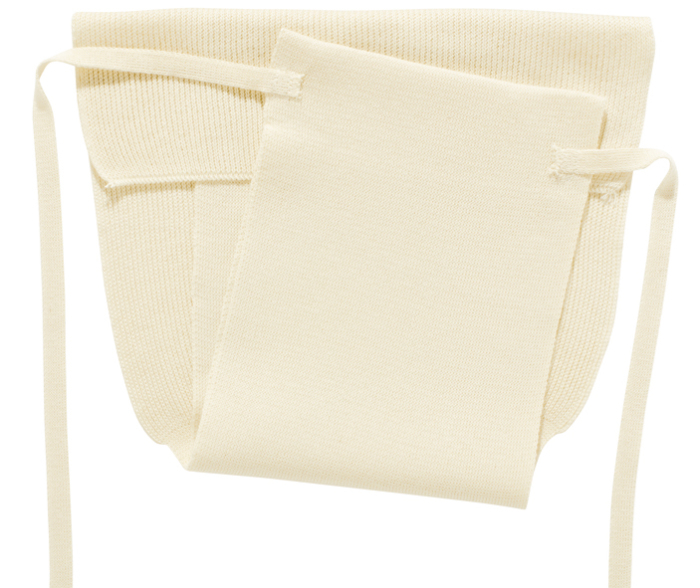 Disana knitted nappy natural, 3-pack