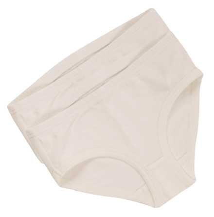 Fred's world alfa underpants girl 2-pack cream