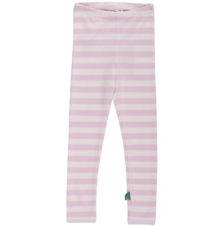 Fred's world stripe leggings baby rose