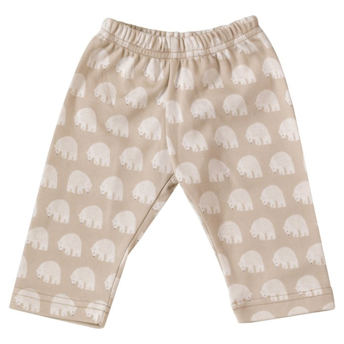 Pigeon bear leggings, taupe