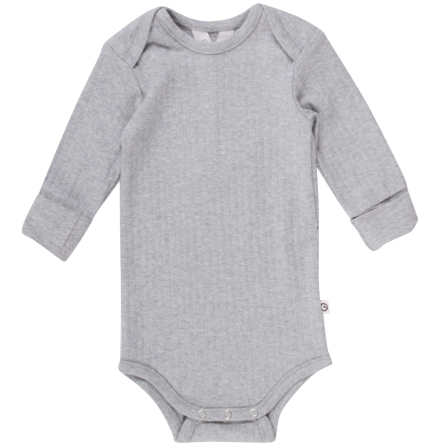 Müsli cozy longsleeve body grey