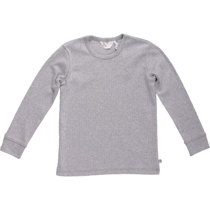 Müsli cozy longsleeve T grey