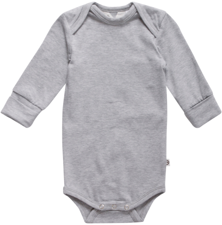 Müsli cozy me longsleeve body grey
