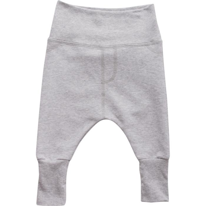 Müsli sweat pants baby grey