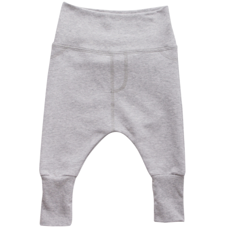Müsli sweat pants baby grey