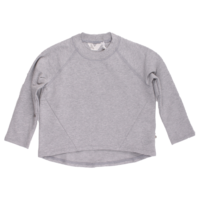 Müsli sweatshirt grey
