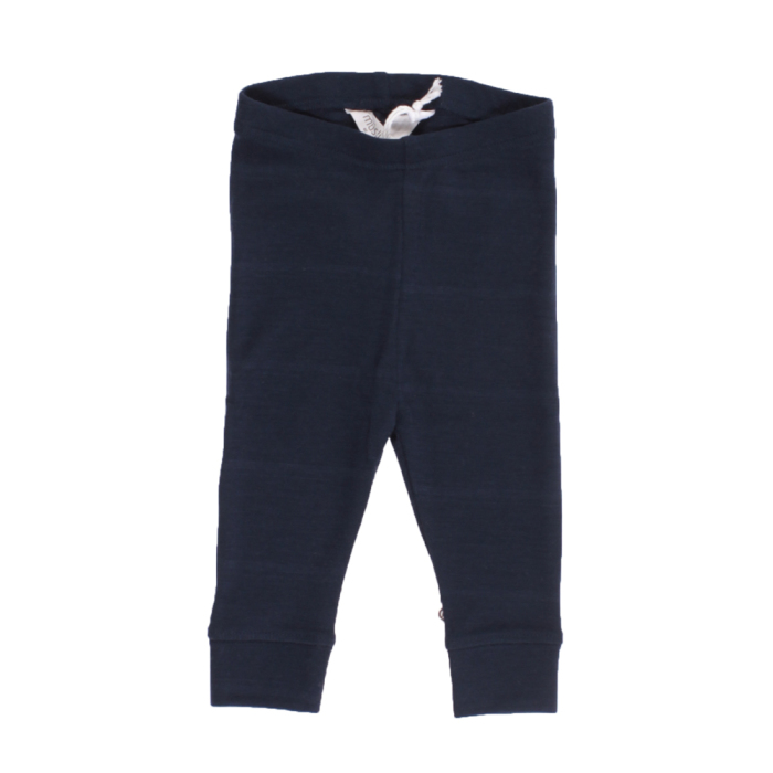 Müsli woolly leggings baby navy