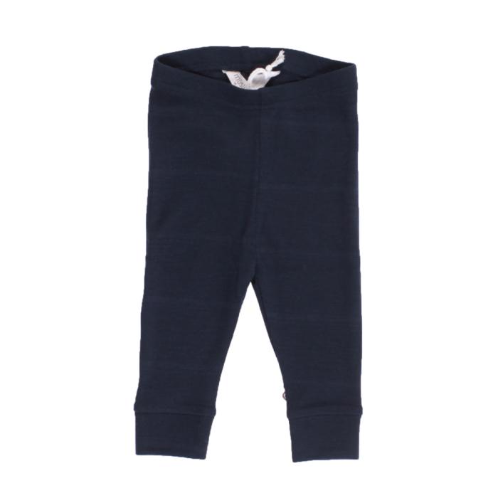 Müsli woolly leggings baby navy