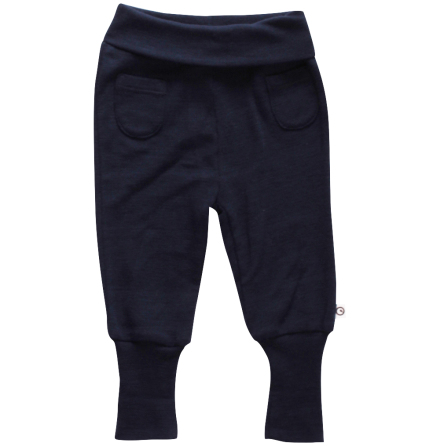 Müsli woolly pants navy