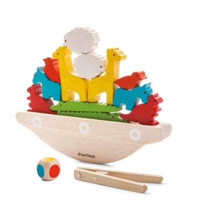 PlanToys balansbåt