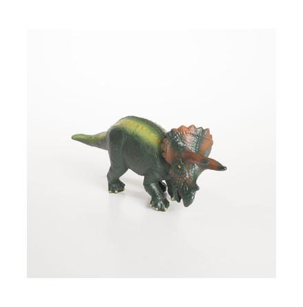 GreenRubberToys triceratops i naturgummi
