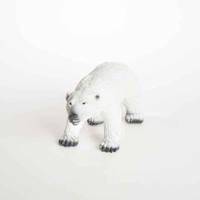 GreenRubberToys isbjörn i naturgummi