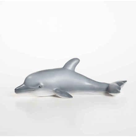 GreenRubberToys delfin i naturgummi