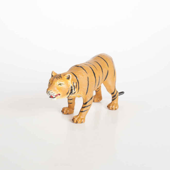 GreenRubberToys tiger i naturgummi