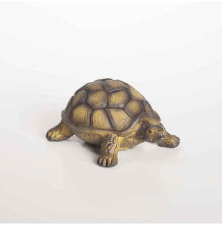 GreenRubberToys sköldpadda i naturgummi