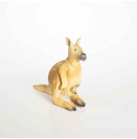 GreenRubberToys känguru i naturgummi