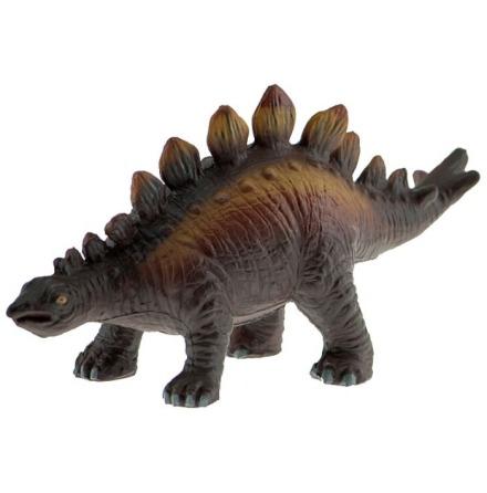 GreenRubberToys stegosaurus baby i naturgummi